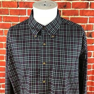 Brooks Brothers 346 Long Sleeve Button Front Shirt